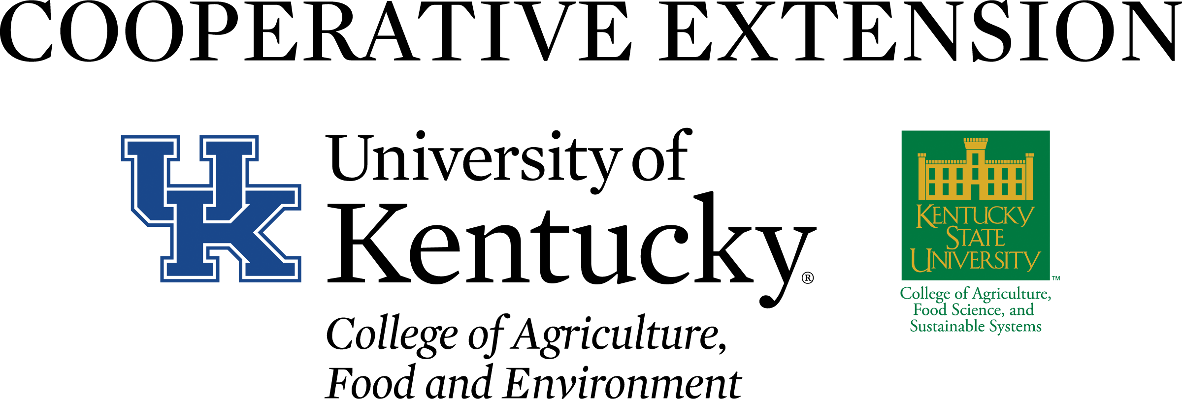 UK Extension and KSU Logo