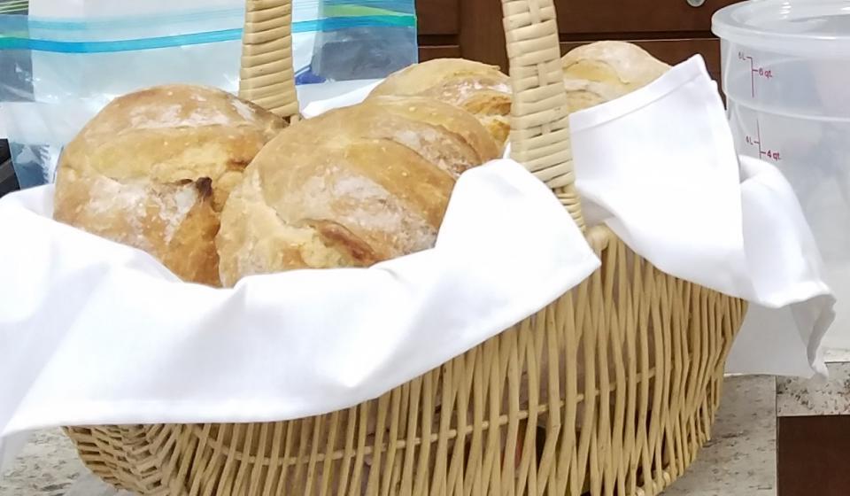 Homemade Bread Workshop