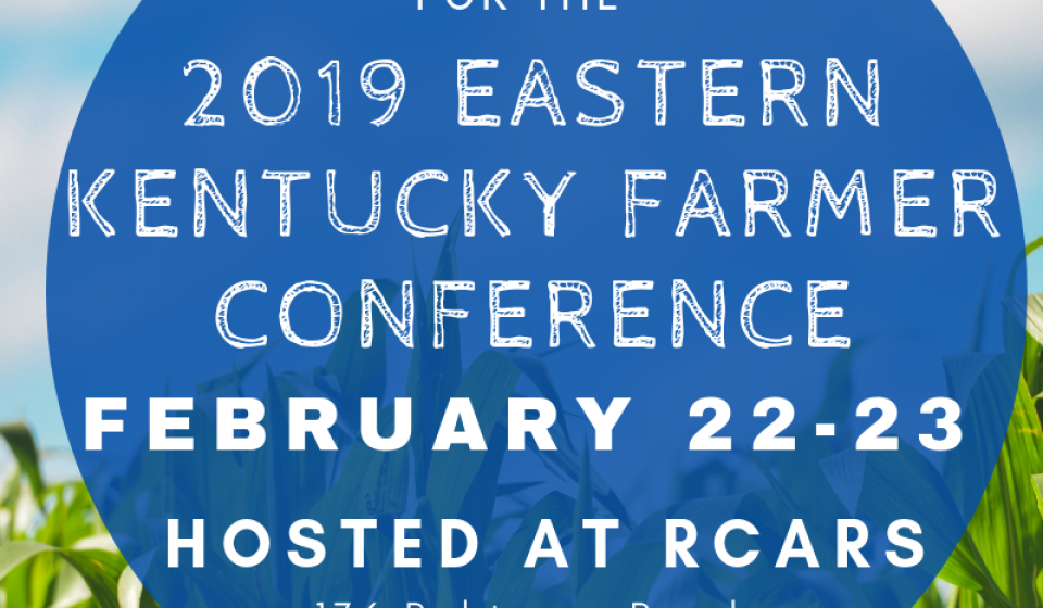 Eastern Kentucky Farmer Conference